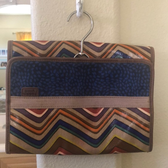 Fossil Handbags - Fossil Jewelry/Toiletry Bag
